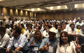 """""""Sabremos responderle a Miguel Ángel Yunes"""": TRONCO"""
