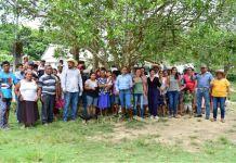 Sayuleños reciben con afecto a Maricela TRONCO