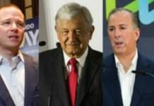 Los 5 candidatos a la Presidencia irán al Tec de Monterrey