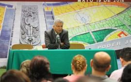 Convocatoria para seleccionar a Jueces garantiza el respeto a la Carrera Judicial: Magistrado Daniel Ruiz
