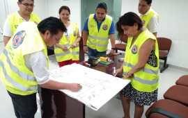 Primordial fortalecer cultura de protección civil en los Distritos Judiciales del Estado: Mauricio Duck