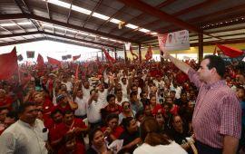 Haremos del sur de Veracruz resorte de crecimiento: Pepe