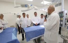 Entra en funcionamiento Clínica Hospital Mérida del ISSSTE