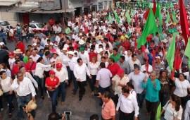 """Veracruz y su gente no merecen más miedo, vamos """"Por un Veracruz Mejor"""": Pepe"""