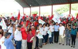 Trabajar por el bien de los veracruzanos, mi convicción: Juan Nicolás Callejas