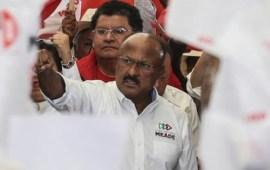 El Presidente del CEN del PRI René Juárez Cisneros estará en Acayucan