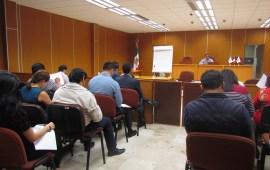 Grados de ejecución permiten identificar un delito: Rubén Quintino
