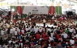 Escuchar al pueblo será el estilo de gobernar en México y Veracruz