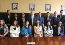 Presenta Magistrado Presidente Edel Álvarez, a los 15 nuevos Jueces Especializados en Materia Familiar
