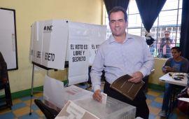 Pide PEPE a veracruzanos ejercer su voto con Libertad