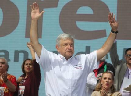 México será una potencia que derribará Muros: AMLO