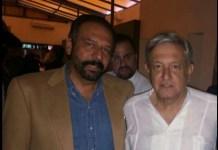 Elías Moreno acompaña a AMLO en parte de su Gira de agradecimiento