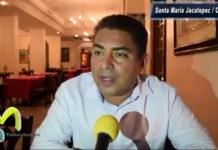 No hay respuesta del gobierno de Oaxaca en obras y recursos: Víctor Hernández