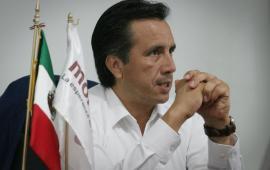 Equipo de Transición del Gobernador Electo Cuitláhuac García Jiménez