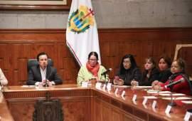 Atención prioritaria al problema de las desapariciones forzadas: Cuitláhuac García
