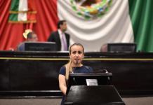 Reforma sobre remoción del Fiscal abona al sistema de contrapesos: Nora Lagunes