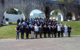 Graduación de Cadetes de la policía municipal del Estado de Veracruz