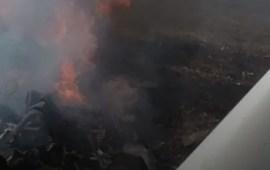 La gobernadora de Puebla, Martha Érika Alonso y el exgobernador Rafael Moreno fallecieron en un accidente aéreo