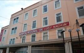 Cosas del Hospital Nachón y los abusivos protegidos de Sisniega Gonzalez…