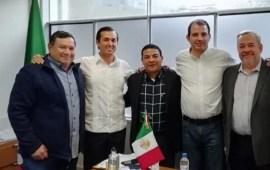 Gestiona diputado Gómez Cazarín infraestructura carretera para distrito de Los Tuxtlas