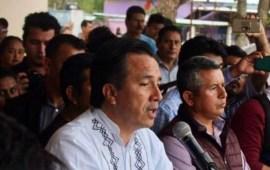 """""""En Chinameca, se hará lo que el pueblo decida"""": Cuitláhuac García"""