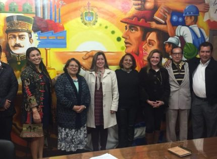 Mejores condiciones para los trabajadores Veracruzanos: Dip. Adriana Martínez