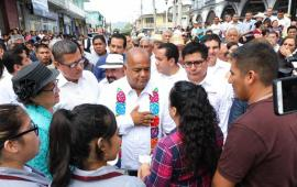 """Firman 191 municipios Convenio Macro """"Hacia una Nueva Agenda Municipal Veracruzana"""""""