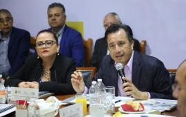 Preside Gobernador primera sesión ordinaria del Consejo Directivo del IPE