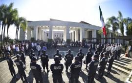 Fomentar el respeto hacia los símbolos patrios es de gran relevancia: Gómez Cazarín