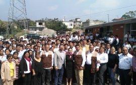 Garantizado el acceso a la educación de 100 mil jóvenes en Veracruz: Víctor Vargas