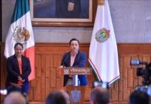 Veracruz recibirá nuevamente cruceros internacionales: Cuitláhuac García