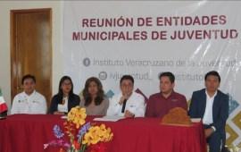 Presenta plan de trabajo Instituto Veracruzano de la Juventud, en Río Blanco