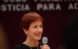 Veracruz ejemplo en mediación y justicia restaurativa, señala experta española Virginia Domingo de la Fuente