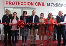 Con los poderes unidos reforzaremos las acciones en materia de PC: Adriana Martínez