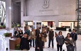 Inauguran exposición Escultura y Diseño Industrial en el Congreso del Estado