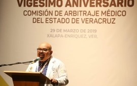 Salvaguarda Veracruz los derechos de la salud: Ramos Alor