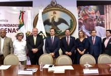 Poder Judicial del Estado pone en marcha Plan de Impartición de Justicia para personas, comunidades y pueblos indígenas