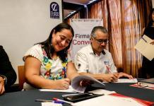 Firma SECTUR acuerdo para profesionalizar a prestadores de servicios