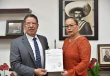Recibe Congreso de Veracruz informe de actividades de la CEDH, periodo 2018