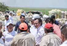 Remediación de Las Matas lleva un 25 por ciento de avance: Cuitláhuac