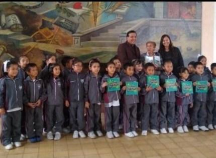 Fomentar la lectura en la niñez, permitirá tener adultos pensantes: Cristina Alarcón