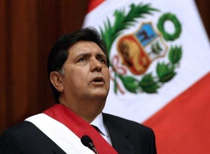 Muere expresidente de Perú, Alan Garcia para evitar ser detenido por caso Odebrecht