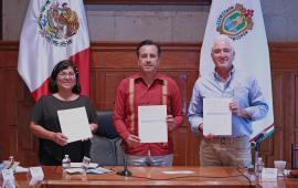 Plantea Gobernador políticas de sustentabilidad en áreas protegidas