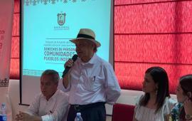 TSJVer imparte protocolo de justicia sobre derechos de personas y comunidades indígenas en Papantla