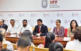 Recibirá SEV propuestas para conformar Programa Educativo 2019-2024