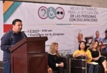 Prevén diputadas y organizaciones civiles mejorar la Ley de Personas con Discapacidad