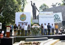 En la 4T de Veracruz, ideario de Manlio Fabio Altamirano, sigue vivo: Raymundo Andrade