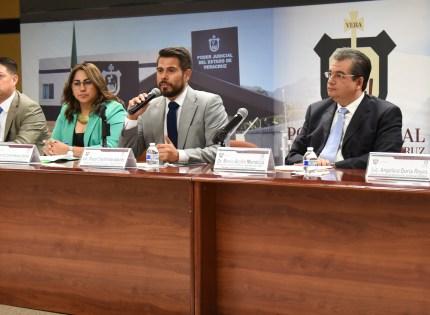 Curso-taller en el Poder Judicial sobre el papel de la víctima en el proceso penal