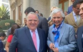 Edel Álvarez, participa en la Primera Reunión de Trabajo con Presidentes de TSJ de todo el país