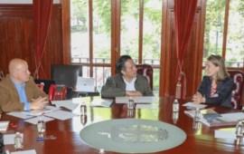 Gobierno de Veracruz y la Cruz Roja Internacional, establecen estrategia integral en materia de desaparición de personas